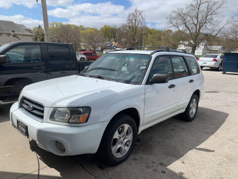 2004 Subaru Forester for sale at MTC AUTO SALES in Omaha NE