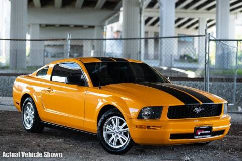 2007 Ford Mustang for sale at Friesen Motorsports in Tacoma WA