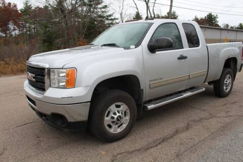 2012 GMC Sierra 2500HD for sale at Imotobank in Walpole MA