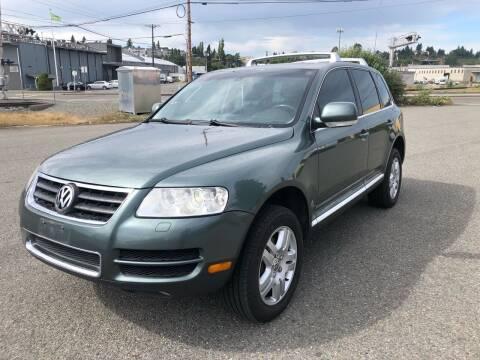 2006 Volkswagen Touareg for sale at South Tacoma Motors Inc in Tacoma WA