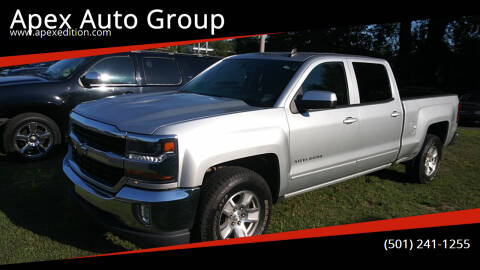 2017 Chevrolet Silverado 1500 for sale at Apex Auto Group in Cabot AR