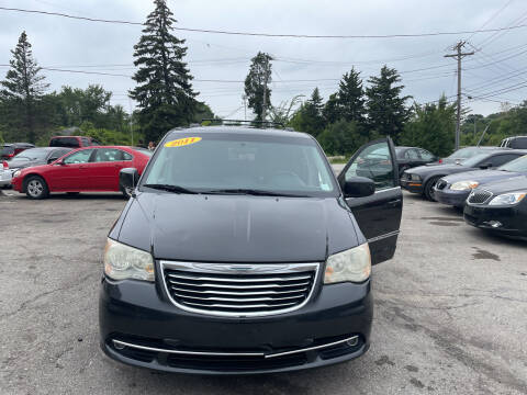 2011 Chrysler Town and Country for sale at I57 Group Auto Sales in Country Club Hills IL