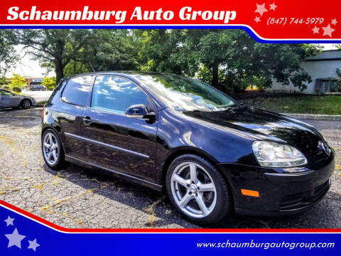 2008 Volkswagen Rabbit for sale at Schaumburg Auto Group in Schaumburg IL