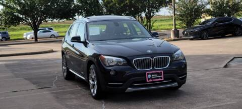 2014 BMW X1 for sale at America's Auto Financial in Houston TX