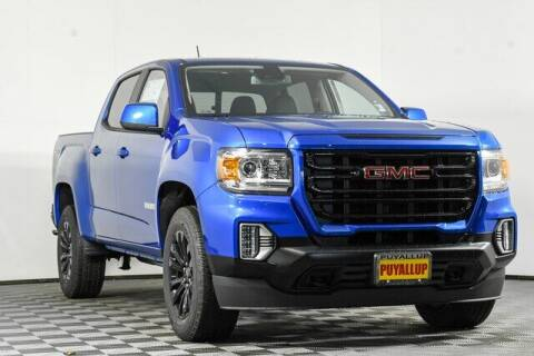 2021 GMC Canyon for sale at Chevrolet Buick GMC of Puyallup in Puyallup WA