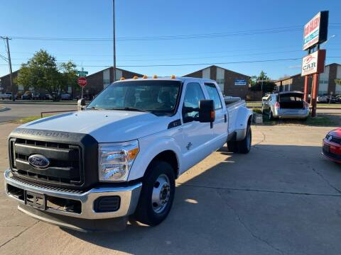 2012 Ford F-350 Super Duty for sale at Car Gallery in Oklahoma City OK