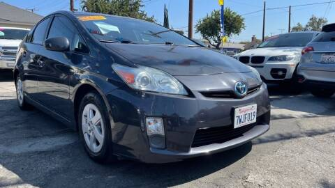2011 Toyota Prius for sale at Tristar Motors in Bell CA