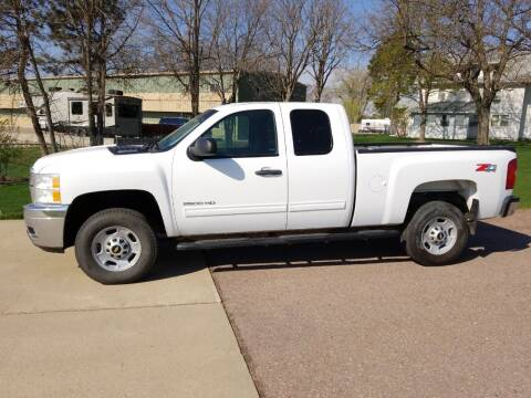 2013 Chevrolet Silverado 2500HD for sale at RLS Enterprises in Sioux Falls SD