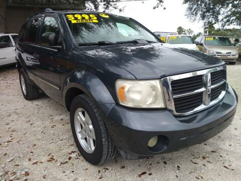 2007 Dodge Durango for sale at AFFORDABLE AUTO SALES OF STUART in Stuart FL