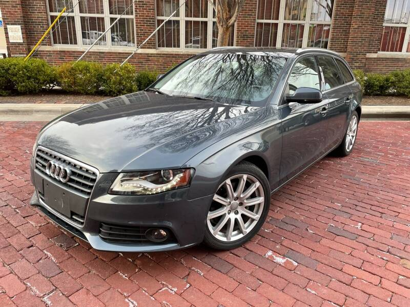 2011 Audi A4 for sale at Euroasian Auto Inc in Wichita KS