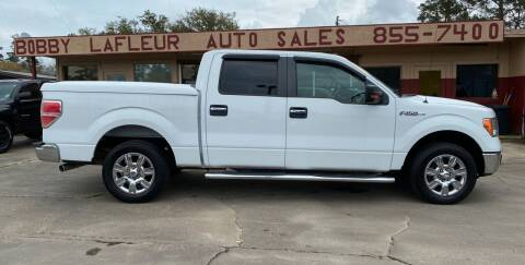 2011 Ford F-150 for sale at Bobby Lafleur Auto Sales in Lake Charles LA
