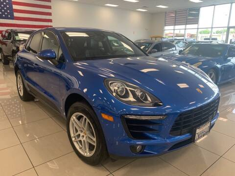2017 Porsche Macan for sale at Legend Auto in Sacramento CA