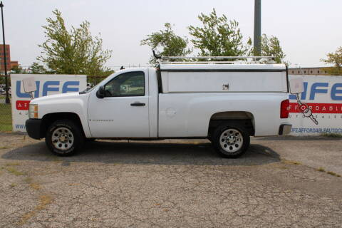 2008 Chevrolet Silverado 1500 for sale at LIFE AFFORDABLE AUTO SALES in Columbus OH