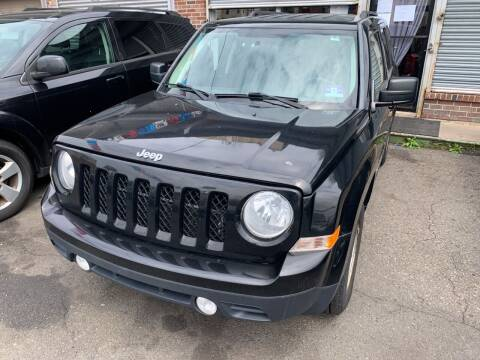 2014 Jeep Patriot for sale at Rallye  Motors inc. in Newark NJ