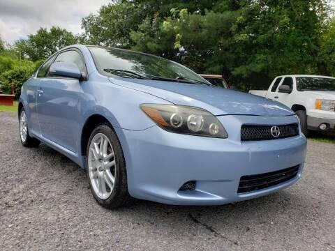 2008 Scion tC for sale at Jacob's Auto Sales Inc in West Bridgewater MA
