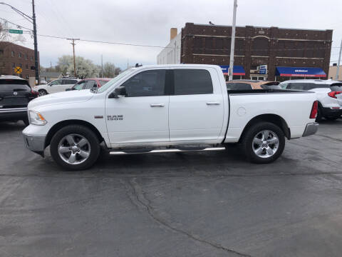 2017 RAM Ram Pickup 1500 for sale at N & J Auto Sales in Warsaw IN