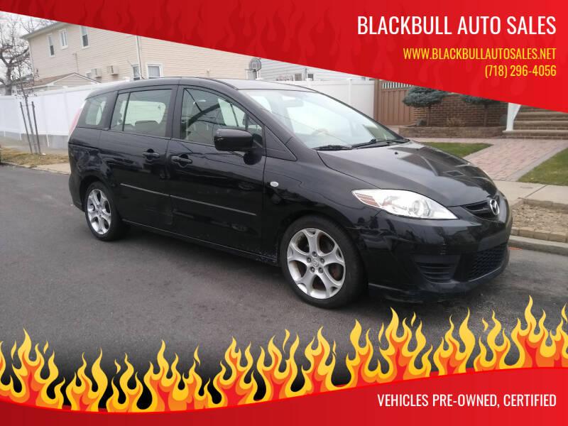 2009 Mazda MAZDA5 for sale at Blackbull Auto Sales in Ozone Park NY