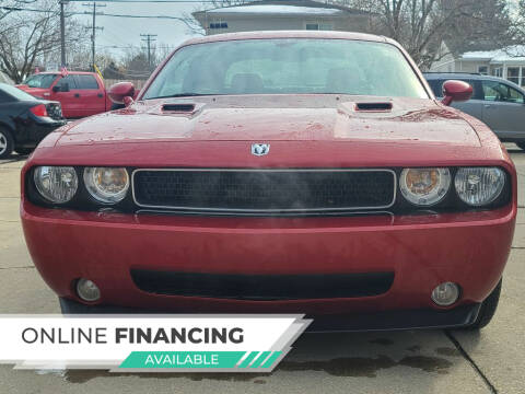 2009 Dodge Challenger for sale at LOT 51 AUTO SALES in Madison WI