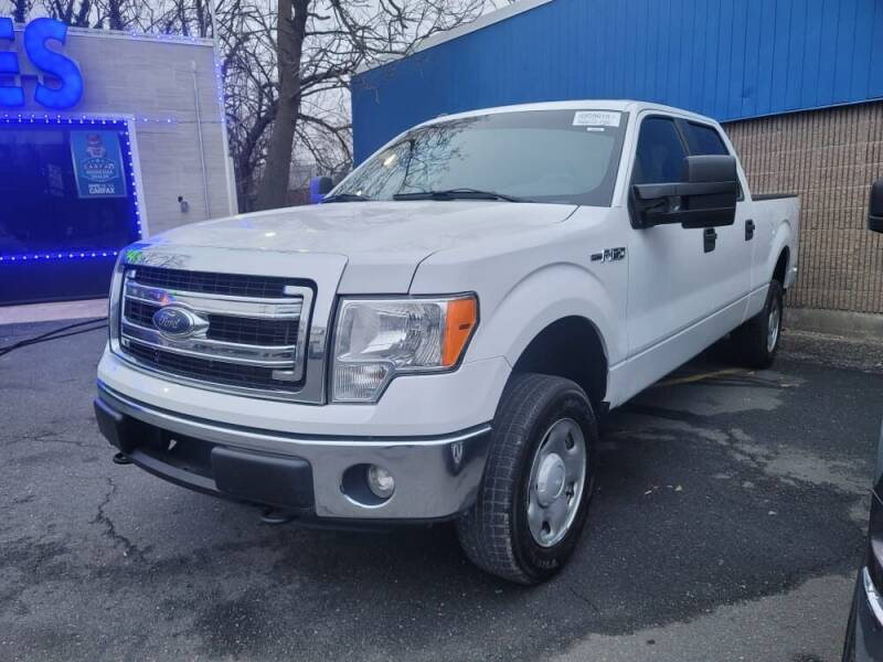 2013 Ford F-150 for sale at Car Yes Auto Sales in Baltimore MD