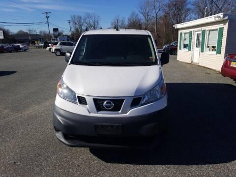 2013 Nissan NV200 for sale at AutoConnect Motors in Kenvil NJ