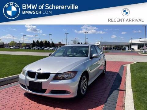 2007 BMW 3 Series for sale at BMW of Schererville in Shererville IN