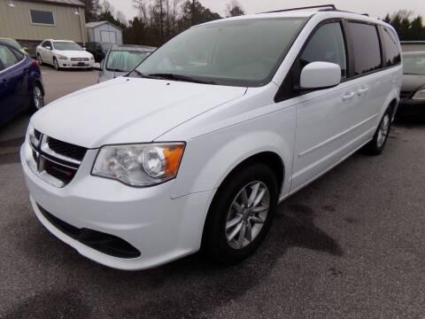 2014 Dodge Grand Caravan for sale at Creech Auto Sales in Garner NC