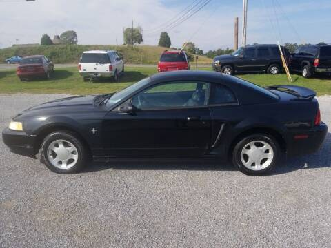 2000 Ford Mustang for sale at CAR-MART AUTO SALES in Maryville TN