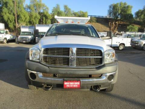 2008 Dodge Ram Chassis 5500 for sale at Norco Truck Center in Norco CA