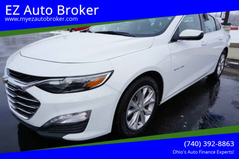 2020 Chevrolet Malibu for sale at EZ Auto Broker in Mount Vernon OH