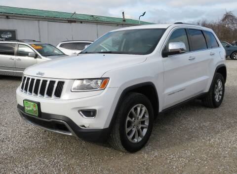 2014 Jeep Grand Cherokee for sale at Low Cost Cars in Circleville OH