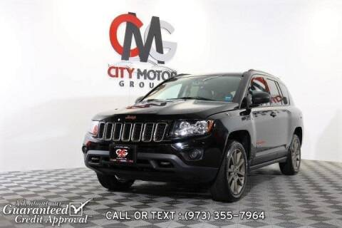 2017 Jeep Compass for sale at City Motor Group, Inc. in Wanaque NJ