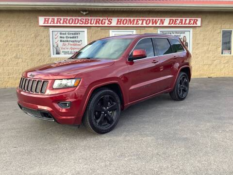 2015 Jeep Grand Cherokee for sale at Auto Martt, LLC in Harrodsburg KY