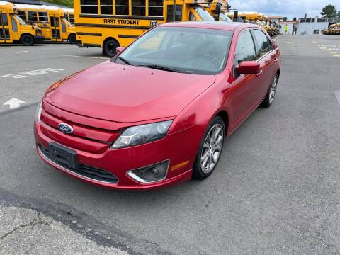 2011 Ford Fusion for sale at SNS AUTO SALES in Seattle WA