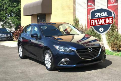 2016 Mazda MAZDA3 for sale at Auto Imports in Houston TX