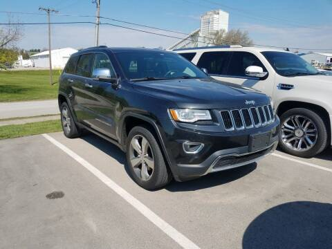 2015 Jeep Grand Cherokee for sale at Coast to Coast Imports in Fishers IN