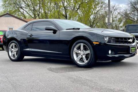 2010 Chevrolet Camaro for sale at Island Auto Off-Road & Sport in Grand Island NE