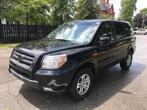 2008 Honda Pilot for sale at Eddie's Auto Sales in Jeffersonville IN