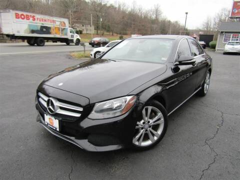 2015 Mercedes-Benz C-Class for sale at Guarantee Automaxx in Stafford VA