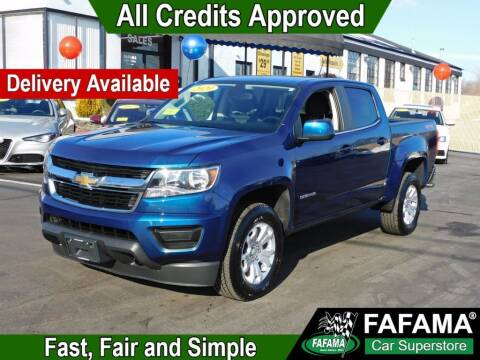 2020 Chevrolet Colorado for sale at FAFAMA AUTO SALES Inc in Milford MA