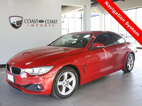 2014 BMW 4 Series for sale at Coast to Coast Imports in Fishers IN
