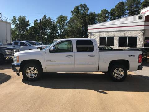 2012 Chevrolet Silverado 1500 for sale at Northwood Auto Sales in Northport AL