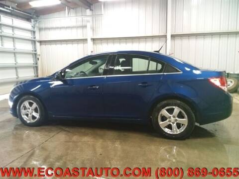 2012 Chevrolet Cruze for sale at East Coast Auto Source Inc. in Bedford VA