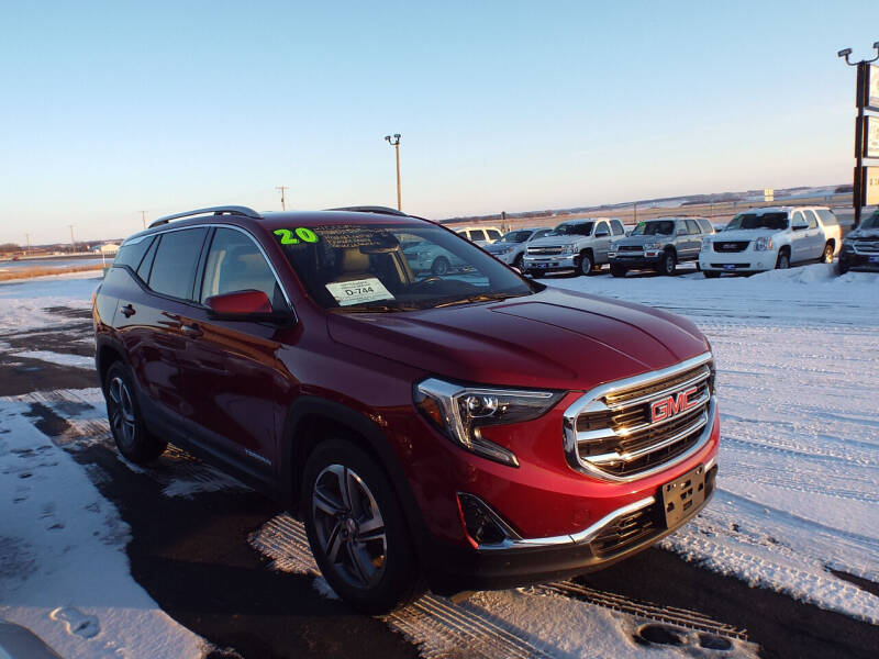 2020 GMC Terrain for sale at G & K Supreme in Canton SD