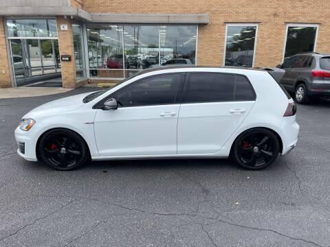 2016 Volkswagen Golf GTI for sale at Auto Sport INC in Grand Rapids MI