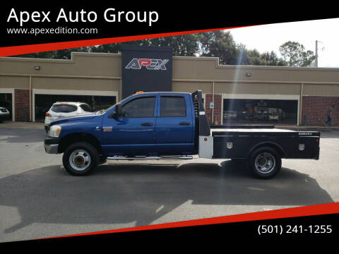 2010 Dodge Ram Chassis 3500 for sale at Apex Auto Group in Cabot AR