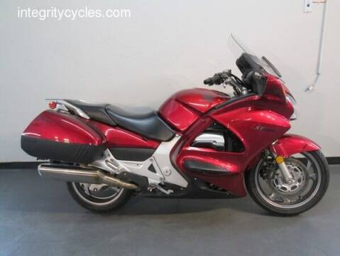 2009 Honda ST 1300 for sale at INTEGRITY CYCLES LLC in Columbus OH
