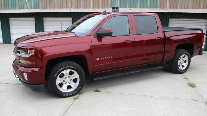 2016 Chevrolet Silverado 1500 for sale at Hill City Motors in Hill City KS