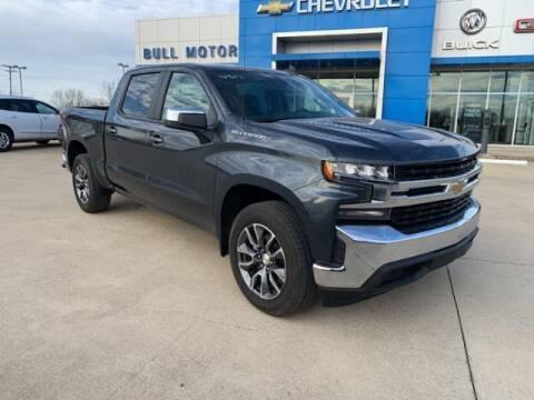 2020 Chevrolet Silverado 1500 for sale at BULL MOTOR COMPANY in Wynne AR