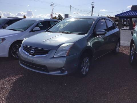 2010 Nissan Sentra for sale at SPEND-LESS AUTO in Kingman AZ