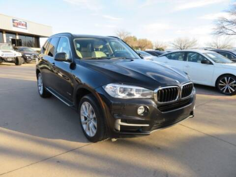 2016 BMW X5 for sale at KIAN MOTORS INC in Plano TX